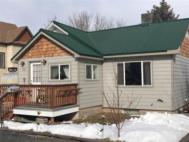 913 E Glendale, Dillon, MT 59725 (MLS #342051) :: Hart Real Estate Solutions