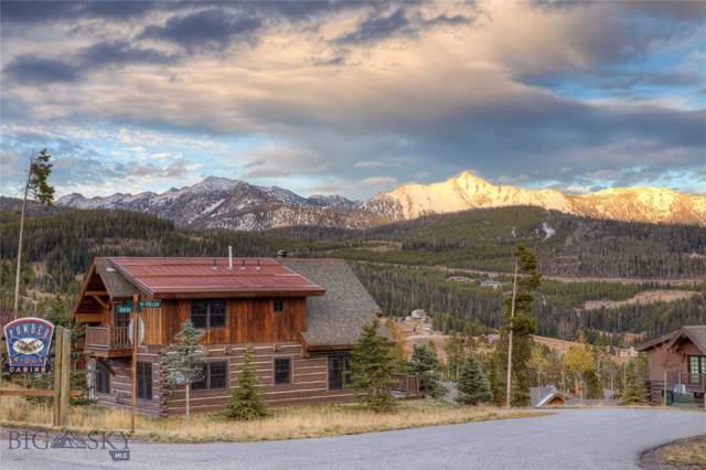 18 Manitou, Big Sky, MT 59716 (MLS #342057) :: Hart Real Estate Solutions