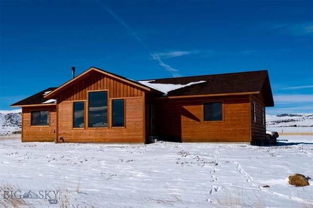 70 Montana Way, Ennis, MT 59729 (MLS #342064) :: Hart Real Estate Solutions