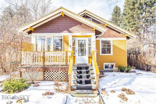 515 S 7th Avenue, Bozeman, MT 59715 (MLS #342123) :: Hart Real Estate Solutions