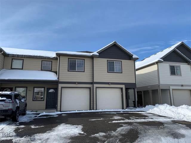 941 Saxon Way Unit C, Bozeman, MT 59718 (MLS #342128) :: Hart Real Estate Solutions