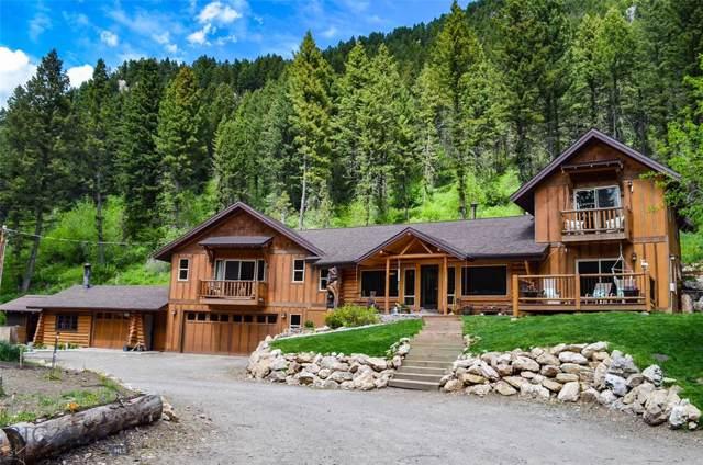 3588 Bear Canyon Road, Bozeman, MT 59715 (MLS #342133) :: Black Diamond Montana