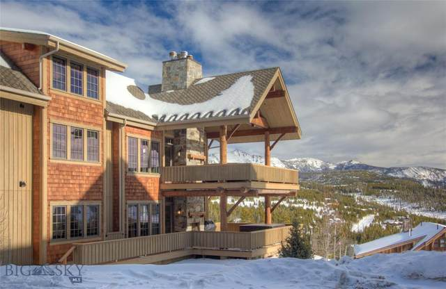 3 Deep Forest, Big Sky, MT 59716 (MLS #342141) :: Hart Real Estate Solutions