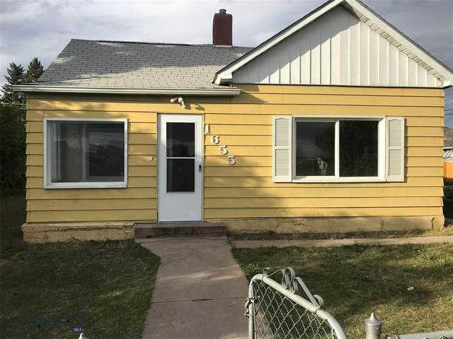 1655 Schley, Butte, MT 59701 (MLS #342173) :: Hart Real Estate Solutions