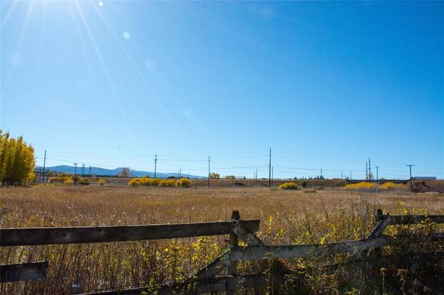 TBD L Street, Bozeman, MT 59715 (MLS #342177) :: Hart Real Estate Solutions