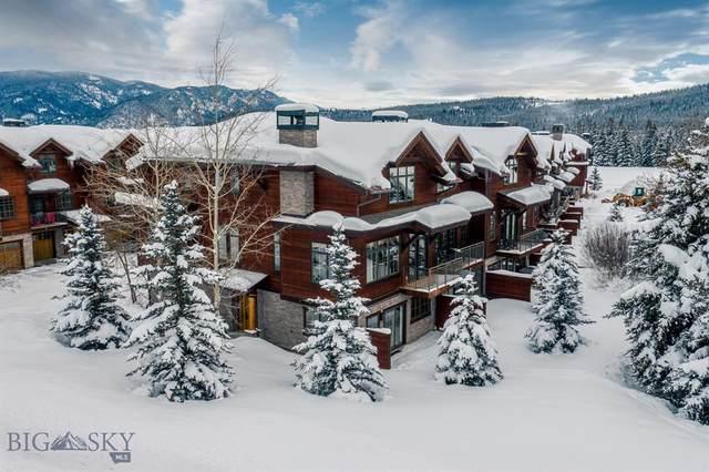 2500 Little Coyote Road #50, Big Sky, MT 59716 (MLS #342188) :: Hart Real Estate Solutions