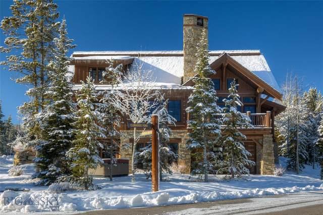 19 Homestead Cabin Fork, Big Sky, MT 59716 (MLS #342200) :: Black Diamond Montana