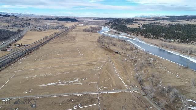 TBD E Frontage Road, Reed Point, MT 59069 (MLS #342215) :: Black Diamond Montana