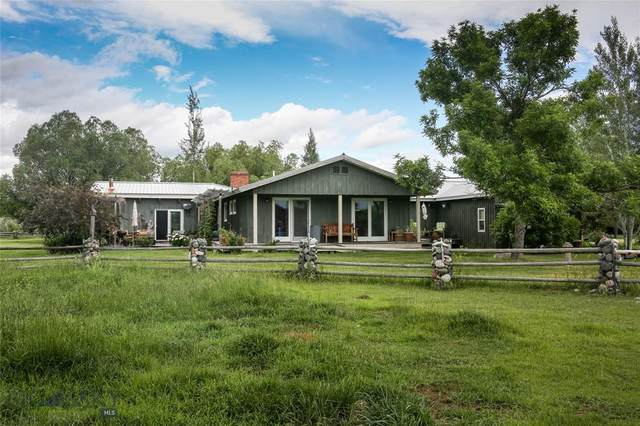 5157 Us Highway 89 S, Livingston, MT 59047 (MLS #342220) :: Black Diamond Montana