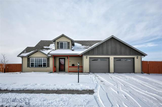 1127 Ridgeview Trail, Livingston, MT 59047 (MLS #342260) :: Hart Real Estate Solutions