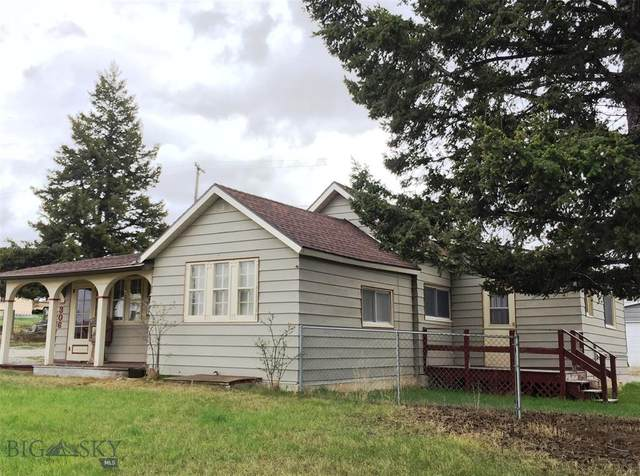 306 E Main Street, White Sulphur Springs, MT 59645 (MLS #342284) :: Black Diamond Montana