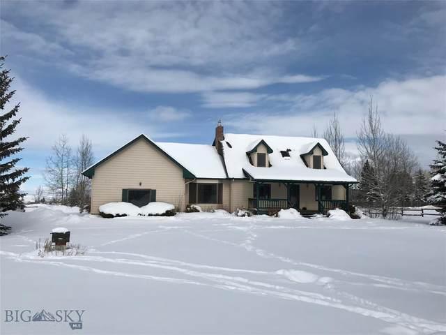 8145 Lupine Lane, Bozeman, MT 59718 (MLS #342285) :: Hart Real Estate Solutions