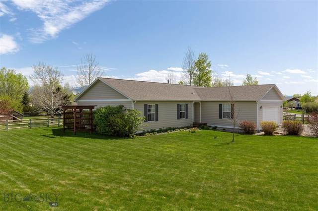 221 Valley Grove, Bozeman, MT 59718 (MLS #342301) :: Hart Real Estate Solutions