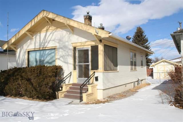 213 W Sebree Street, Dillon, MT 59725 (MLS #342303) :: Hart Real Estate Solutions