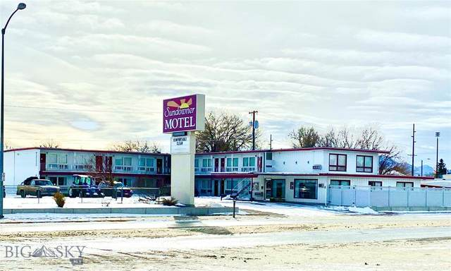 500 N Montana Street, Dillon, MT 59725 (MLS #342305) :: Hart Real Estate Solutions