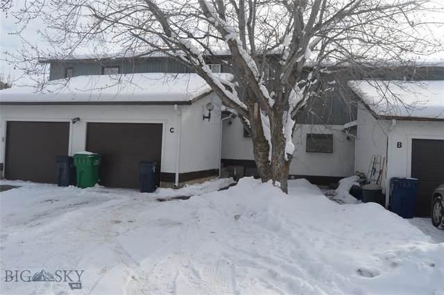 214 S 16th C, Bozeman, MT 59715 (MLS #342308) :: Hart Real Estate Solutions
