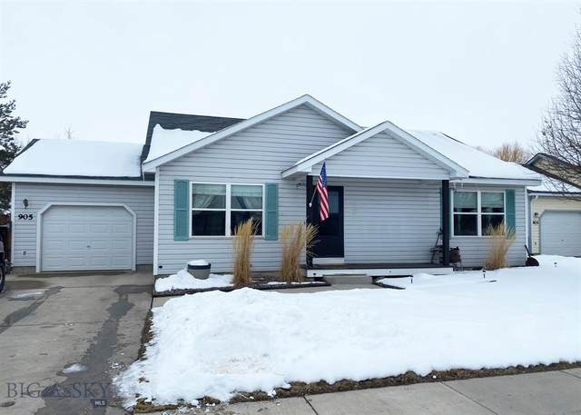 905 Paisley Drive, Belgrade, MT 59714 (MLS #342319) :: Hart Real Estate Solutions