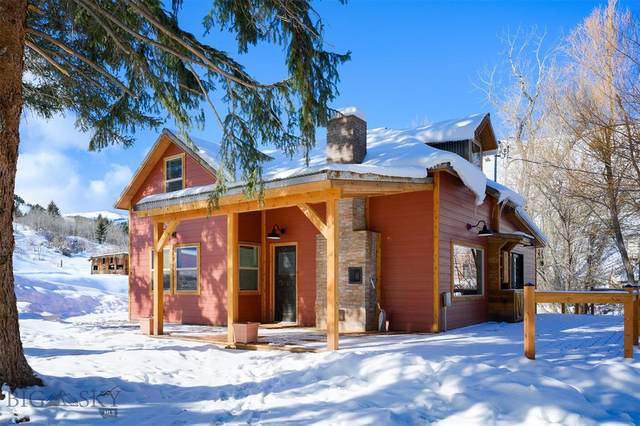 800 Madison Street, Pony, MT 59747 (MLS #342387) :: Hart Real Estate Solutions