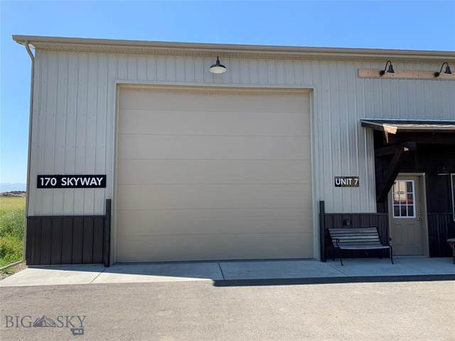 170 Skyway Blvd #7, Belgrade, MT 59714 (MLS #342389) :: Hart Real Estate Solutions
