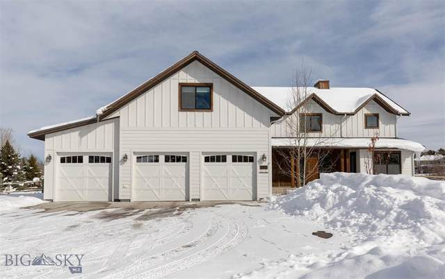141 W Hitching Post, Bozeman, MT 59715 (MLS #342390) :: Hart Real Estate Solutions