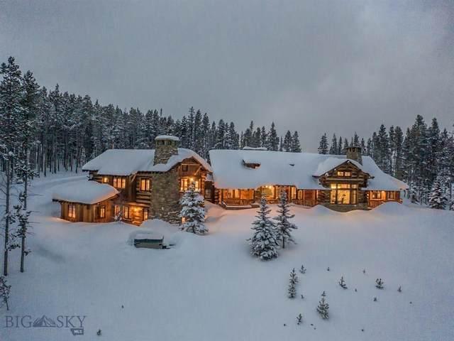 406 Andesite Ridge Road, Big Sky, MT 59716 (MLS #342394) :: Black Diamond Montana