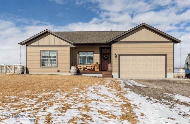 22 Cherokee, Three Forks, MT 59752 (MLS #342397) :: Hart Real Estate Solutions