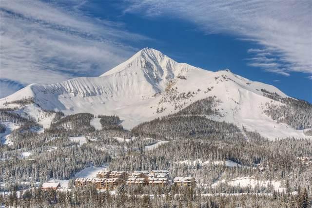 2B Summit View Road, Unit 402B, Big Sky, MT 59716 (MLS #342398) :: Black Diamond Montana
