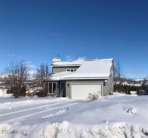 104 Buffalo Drive, West Yellowstone, MT 59758 (MLS #342404) :: Black Diamond Montana