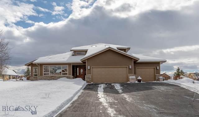 956 Summer Ridge Road, Bozeman, MT 59715 (MLS #342414) :: Hart Real Estate Solutions