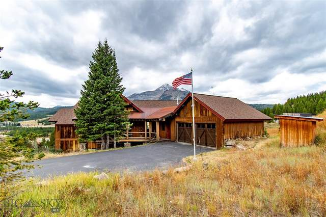 14 Washaki Road, Big Sky, MT 59716 (MLS #342432) :: Montana Life Real Estate