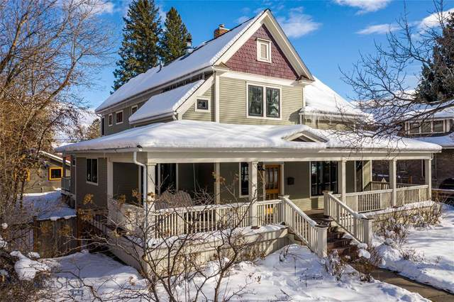 810 S Willson Avenue, Bozeman, MT 59715 (MLS #342437) :: Hart Real Estate Solutions