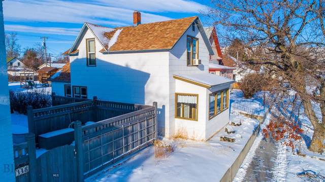 114 S H Street, Livingston, MT 59047 (MLS #342448) :: Black Diamond Montana