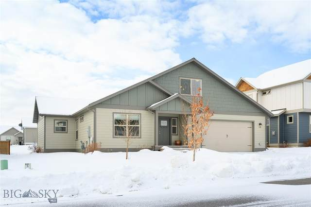 38 Blaze Peak Court, Bozeman, MT 59718 (MLS #342470) :: Hart Real Estate Solutions