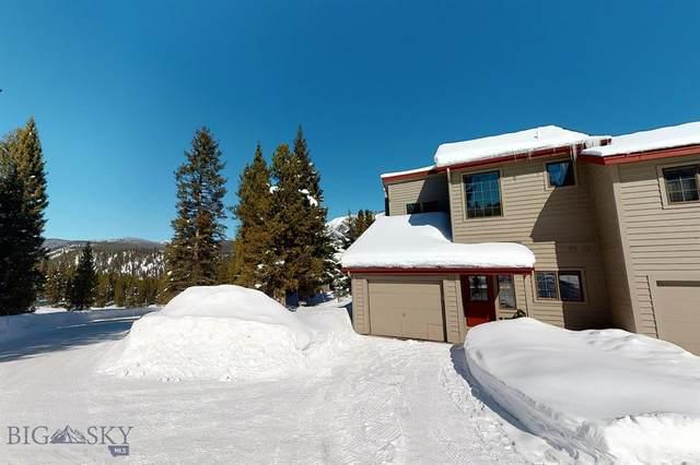 630 Sunburst Drive, Big Sky, MT 59716 (MLS #342499) :: Black Diamond Montana