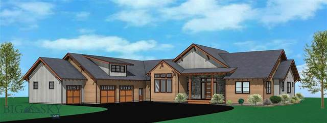 1059 Black Bull Trail, Bozeman, MT 59718 (MLS #342500) :: Hart Real Estate Solutions