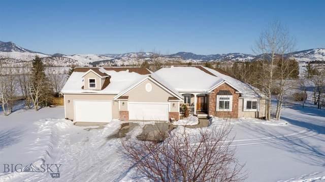 212 Painted Hills Road, Bozeman, MT 59715 (MLS #342501) :: Hart Real Estate Solutions
