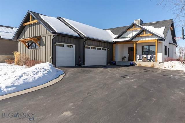 109 Parklands, Bozeman, MT 59718 (MLS #342504) :: Hart Real Estate Solutions