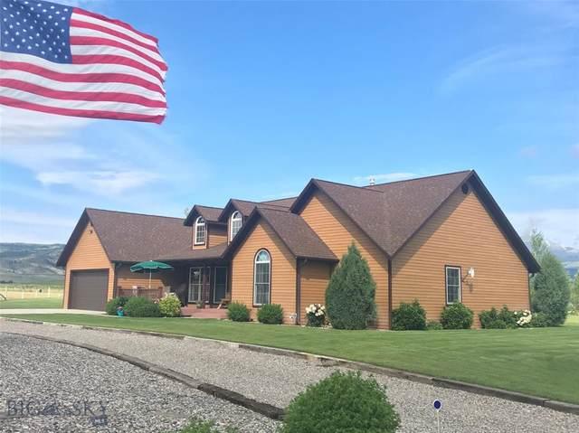 22 Coachman Lane, McAllister, MT 59729 (MLS #342516) :: Hart Real Estate Solutions
