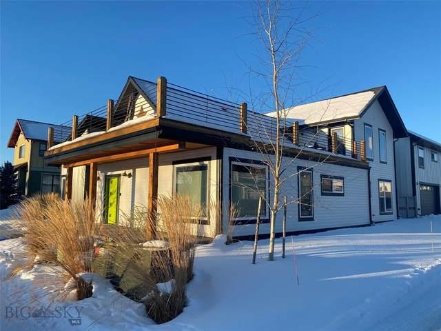 497 Clifden Drive, Bozeman, MT 59718 (MLS #342525) :: Hart Real Estate Solutions