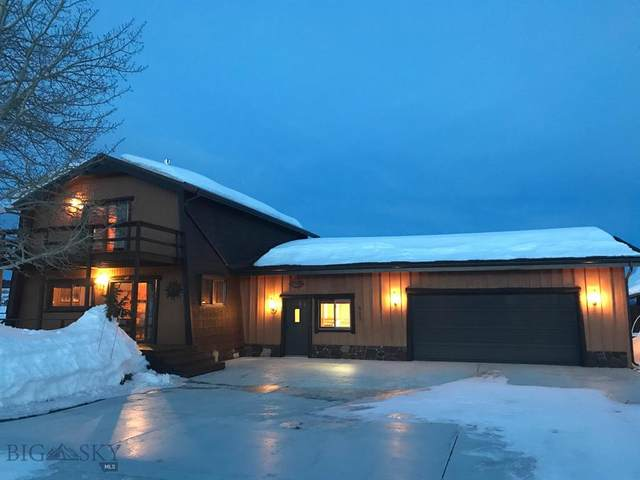 520 Fishing Lane, West Yellowstone, MT 59758 (MLS #342554) :: Hart Real Estate Solutions