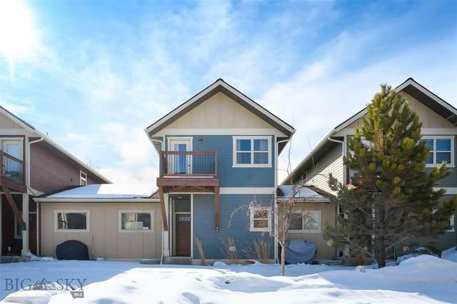 3327 N 27th Avenue #16, Bozeman, MT 59718 (MLS #342593) :: Hart Real Estate Solutions