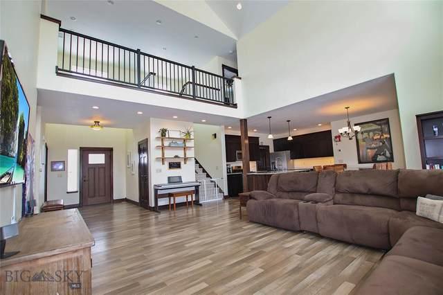 339 Heights Circle, Bozeman, MT 59718 (MLS #342604) :: Hart Real Estate Solutions