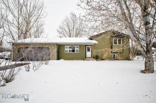 745 Damarell Road, Bozeman, MT 59718 (MLS #342609) :: Hart Real Estate Solutions