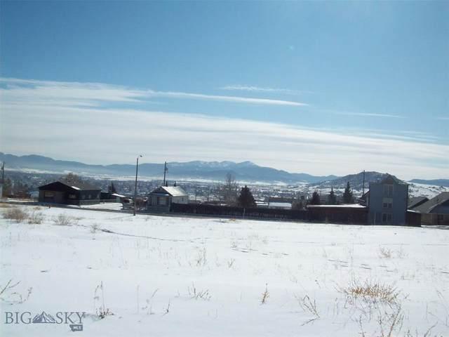 TBD E Mercury Street E, Butte, MT 59701 (MLS #342635) :: Black Diamond Montana