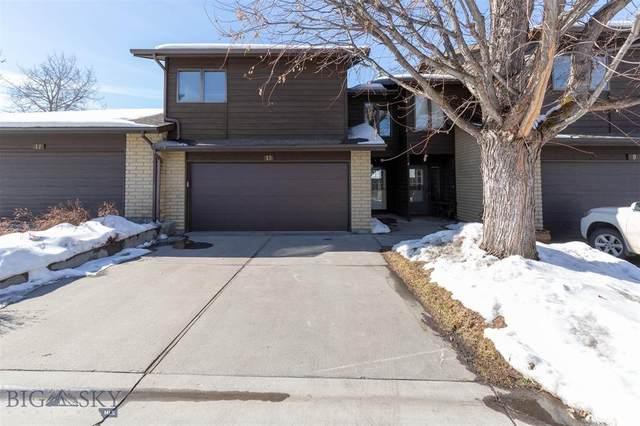 13 Hoffman Drive, Bozeman, MT 59715 (MLS #342643) :: Hart Real Estate Solutions