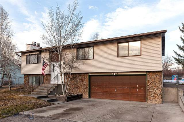 226 Coulee Drive, Bozeman, MT 59718 (MLS #342660) :: Hart Real Estate Solutions