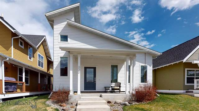 332 Kimball Avenue, Bozeman, MT 59718 (MLS #342666) :: Black Diamond Montana