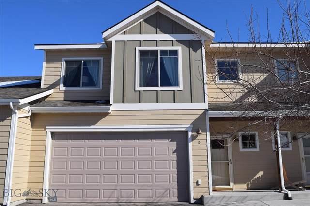 818 Quail Run Road B, Bozeman, MT 59718 (MLS #342679) :: Hart Real Estate Solutions