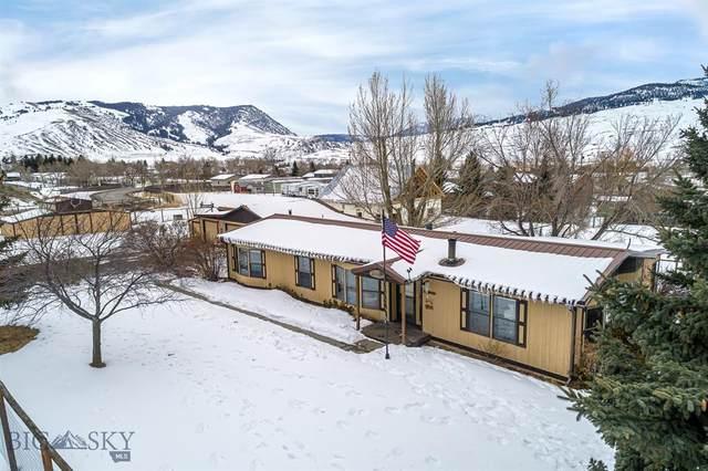5 Solar Mountain, Gardiner, MT 59030 (MLS #342685) :: Hart Real Estate Solutions