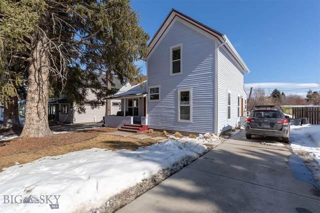 314 N Wallace Avenue, Bozeman, MT 59715 (MLS #342695) :: Hart Real Estate Solutions